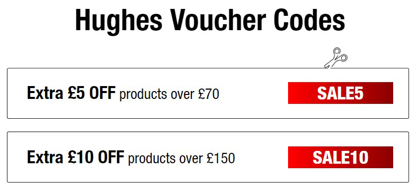 Hughes discount codes - Voucherscity.com